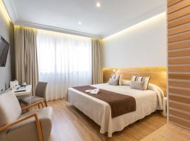Monte Carmelo, hotel en Sevilla