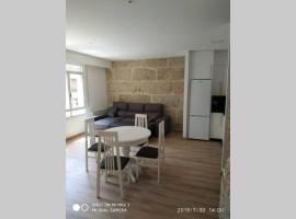 Villa Trabazos Abellas, apartamento en Ourense
