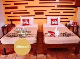 ZEN Rooms Manalo Street, отель в Пуэрто-Принсеса