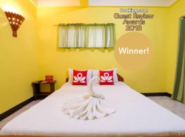 ZEN Rooms White Beach, hotel in Puerto Galera
