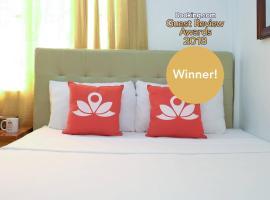 ZEN Rooms Makati Riverside, hotel in Manila