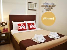 ZEN Rooms Malvar Road, отель в Пуэрто-Принсеса