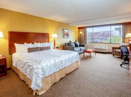Executive Inn by the Space Needle, hotel in Downtown Seattle, Seattle