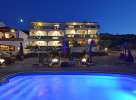 Apartments Silva, hotel with jacuzzis in Trogir