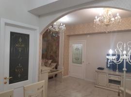 Apartment Royal Fleur de Lys Королевская Лилия, отель в Рыбинске