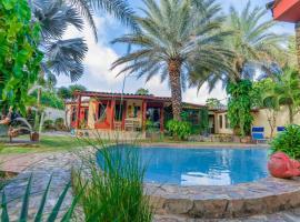 Casa Cococaribe Isla Margarita, vacation rental in Paraguachi