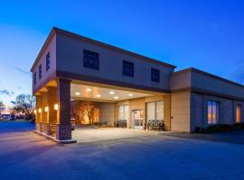 Best Western Crossroads of the Bluffs, hotel in Council Bluffs