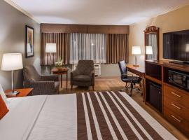 Best Western Plus Ottawa City Centre, hotel in Ottawa