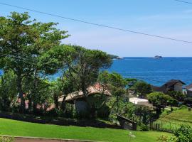 Fantástico apartamento vista mar! LN Cris, apartment in Florianópolis