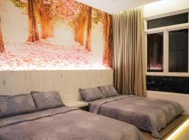 Love Home, hotel berdekatan Melaka Sentral, Melaka