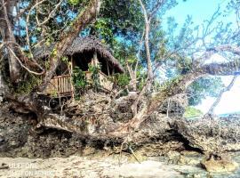 Island reef bungalow