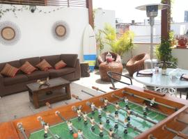 Barranco Wasi, apartment in Lima
