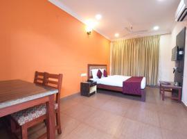 King park, hotel in Pondicherry