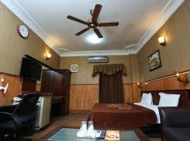 Hotel Regine Inn, отель в Карачи