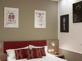 Neapolitan Republic Suite, hotel with jacuzzis in Naples