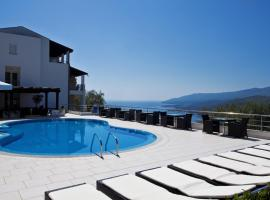 Hotel Villa Annette, pet-friendly hotel in Rabac