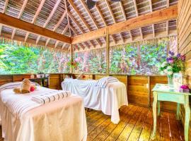 Red Frog Beach Island Resort, resort in Bastimentos