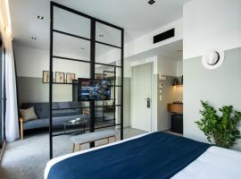 PAME Paradiso, hotel in Athens