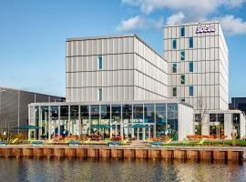 YOTEL Amsterdam, accessible hotel in Amsterdam