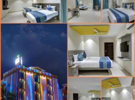 Orange Suites & Inn Near Bangalore Airport, hotel en Devanahalli-Bangalore