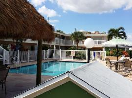 The Palms On Ocean, hotel in Pompano Beach
