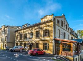 Hotel Praděd Thamm, hotel v destinaci Zlaté Hory
