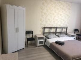 Apartment on Kashirskoye shosse 108k1, hotel near Domodedovskaya Metro Station, Moscow