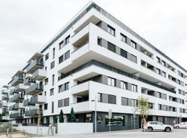 Aparthotel KostBar, apartament cu servicii hoteliere din Viena