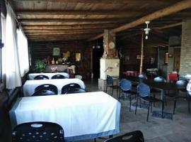 Posada la Cabaña, hotel in Villa Tulumba