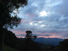 Nigayala mountainlodge, campground in La Calera