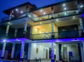 Minuri Villa, отель в Хиккадуве