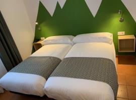 Hotel Musher, отель в Пас-де-ла-Каса