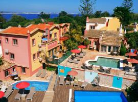 Villas D. Dinis - Charming Residence (adults only), guest house in Lagos