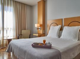 Hotel Don Curro, hotel a Málaga, Malaga Centro