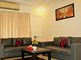 Prithvi Emperor prabhadevi, self catering accommodation in Mumbai