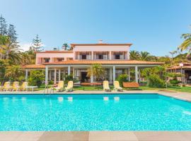 FLH Luxury Villa Mar with Private Sea Access, hotel near Sao Lourenco Point, Caniçal