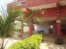Chez medzo et patou, hotel in Poponguine