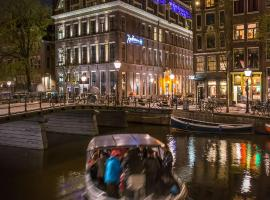 Radisson Blu Hotel, Amsterdam City Center, отель в Амстердаме