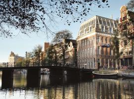 Radisson Blu Hotel, Amsterdam City Center: Amsterdam'da bir otel