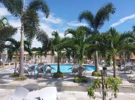 Condomínio diRoma Resorts Caldas Vip, hotel in Caldas Novas