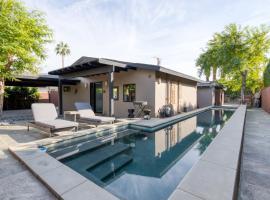 Randy Ranch, villa in Palm Springs