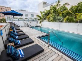 Posh South Beach, hostel in Miami Beach