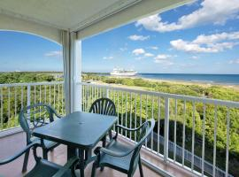 Cape Canaveral Beach Resort, hotel near Port Canaveral, Cape Canaveral