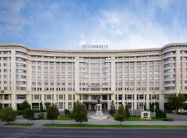 JW Marriott Bucharest Grand Hotel, hotel din București