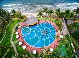 Muong Thanh Holiday Muine Hotel, hotell sihtkohas Mui Ne