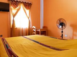 Hotel jared, hotel in Panajachel