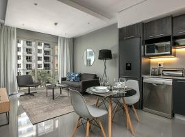The Tyrwhitt Rosebank, apartment in Johannesburg