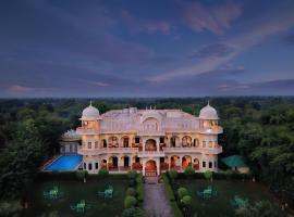 Ranthambhore Heritage Haveli, hotel en Sawāi Mādhopur
