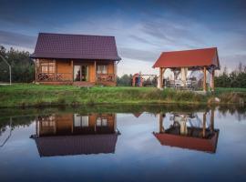 Kaszuby wczasy u Danusi, hotel with jacuzzis in Lipusz