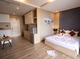 Golden Emerald Resort, hotel near AEON Mall Binh Duong Canary, Ho Chi Minh City